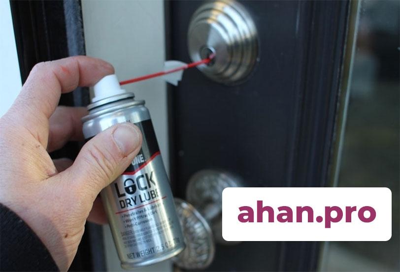 شکستن توپی قفل درب ورودی از روش های سرقت از منازل مسکونی