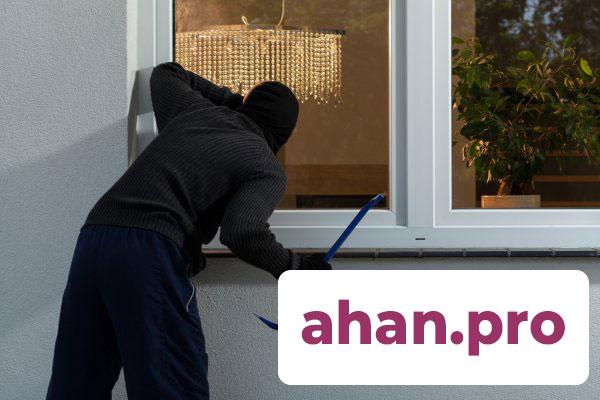 ورود دزد از پنجره بدون وجود حفاظ پنجره
